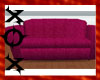 Pink Textured Couch