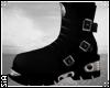 {S} BLACK NEW ROCK'S -F