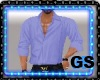 """GS"" TUCKED SHIRT V4"