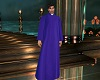 Purple Clergy Cassock