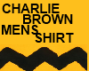 Charlie Brown Mens Shirt