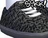 Black Camo Sikk Kicks