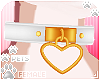 [Pets]HeartCollar|white