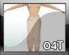 [04T] FUR Pants Mesh M