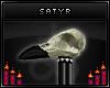 Bird Skull Cane M