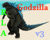 [RLA]Godzilla '14 V3