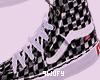 Cute Checker shoes