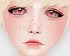 幸福. Usui Freckles.