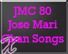 X* Jose Mari Chan Songs