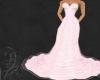 Pink Wedding Dress Long