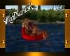 MsD Ani Beach Float Kiss