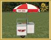Park Hot Dog Cart