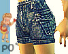 Denim Shorts *PO*