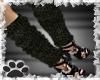 ~Black leg warmers~