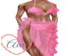 Bikini/Wrap Pink