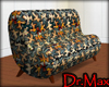 Escher Head Pet Sofa
