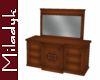 MLK Wood Dresser
