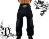 Djx pants black