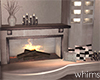 Modern Luxe Fireplace