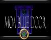 MOA BLUE DOOR