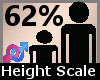 Height Scaler 62% F A