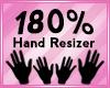 Hand Scaler 180%