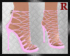 Barbz Pink Heels
