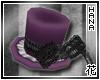 [T] Purple Lolita Hat