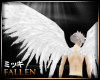 ! NEW Fallen White Wings