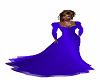 LOS Sara Purple Gown