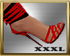 ! Ninja girl heels