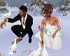 Munch and Angel wedding