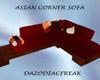 Asian Corner Sofa