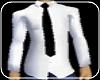 Camiso Blanco y Corbata
