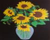 [AR]framed Sunflowers