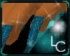 [LF] Sparkle Nails-Blue