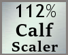 112% Calves Scale MA