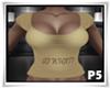 P5* Army Shirt  Ella