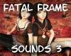 Fatal Frame Sounds 3