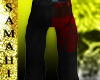 {S}red threat blk Jeans