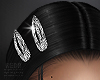 Aries hair clips