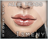 [Is] Lip Gloss Allie