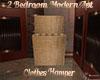 Modern Apt ClothesHamper