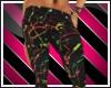 splattered pants bm