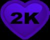 !SAS! 2K Support Sticker