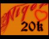 20k // Sticker Payment