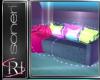 Neon friends couche