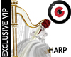 Animated Harp