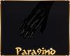 P9)Maleficent Hands Blk