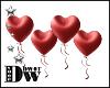D- Heart Ballons Waterme